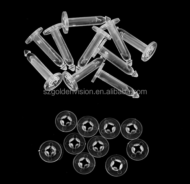 10PCS Snap Buckle Anti-shedding S900 Preventing Trip Buckle For DJI Phantom 3 P2 3-3D H4-3D