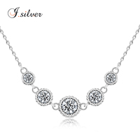 Newest design 925sterling silver Necklace jewelry wholesale S10006-N wedding gift