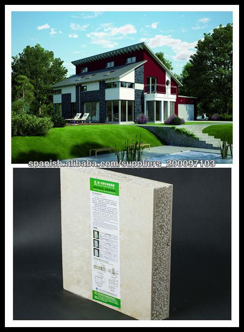 Casa prefabricada casa modular casa portable villas - Casa modular prefabricada ...