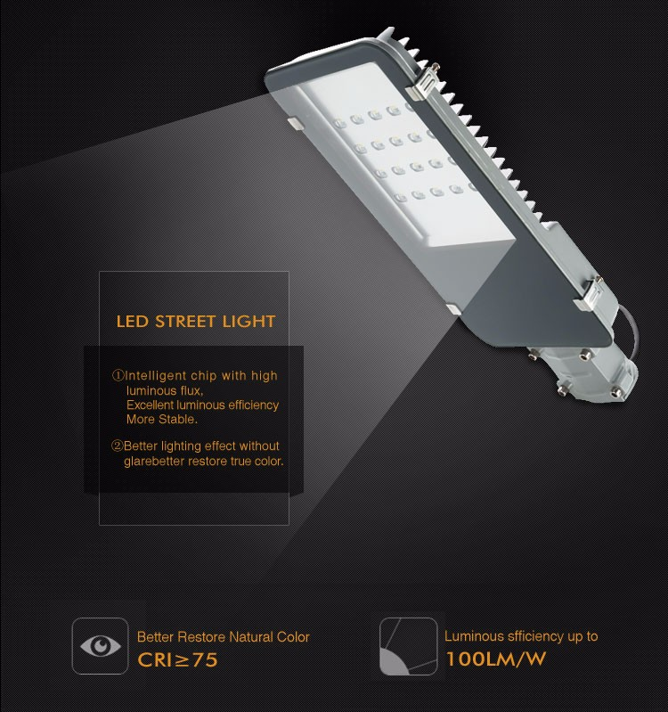 Street lights Type best selling hot chinese products Solar power color changing 30w 60w led street lighting