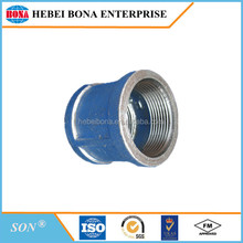 Malleable iron gi pipe fitting socket with internal threaded