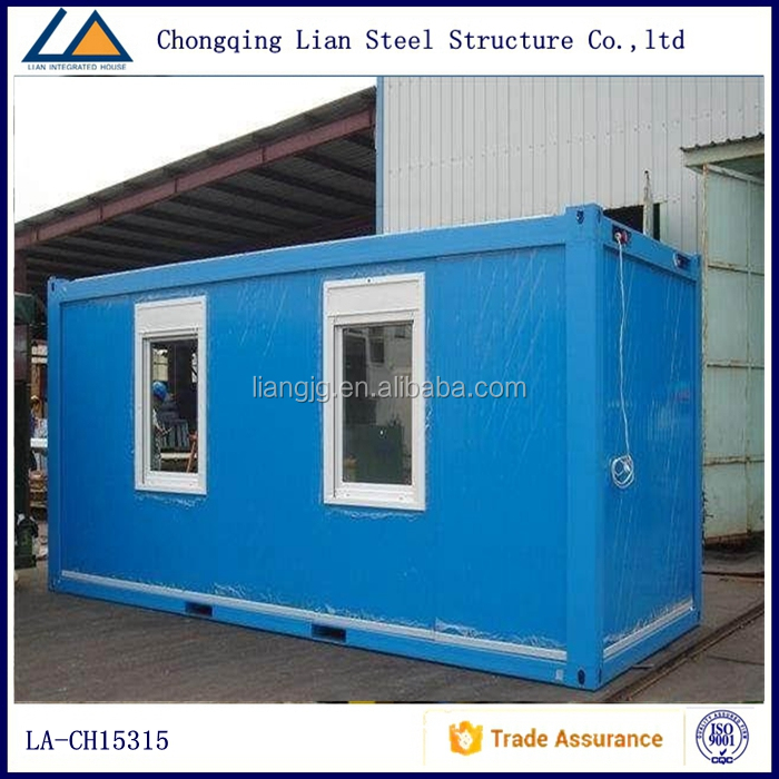 ISO9001 Certificate water proof container house interior design