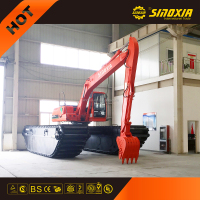 pontoon excavator SX300SD buggy for sale