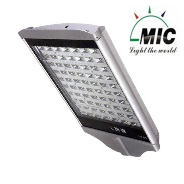 MIC 70W led street light 230v energy saving high lumen