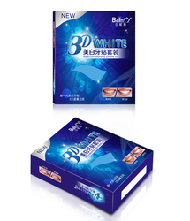 preofessional non peroxide teeth whitening strips , 3d whitestrips , teeth whitening kits teeth whitening strips