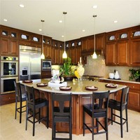 best selling customized kitchen cabinet plans