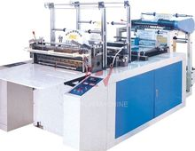 Plastic Poly T-shirt Bag Making Machine Shopping price