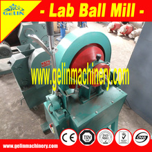 high quality lab pelletization mill machine with stell ball