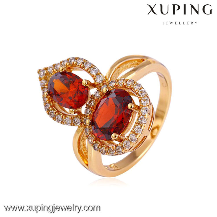11514 Xuping Jewelry Fashion Jewelry, New Design 18K gold Plated Finger ring