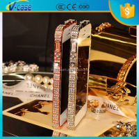 Aluminum bumper smartphone mobile case for iphone 5
