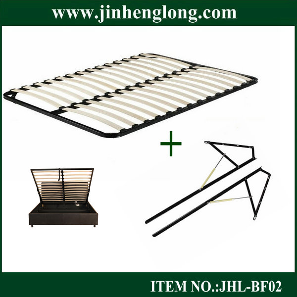 double size gas lift bed