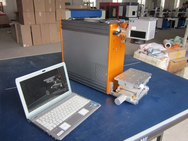 <strong>G</strong>.Weike 20W Fiber Metal Laser Marking Engraving Machine price