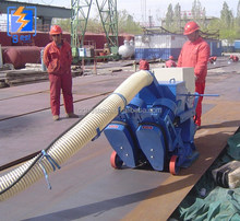 Movable Concrete Road Surface Dustless Blasting/Ground Surface Shot Blasting Machine