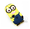 Cute silicone 3d cell phone case, Cover for Samsung Galaxy S3 S4, Phone case factory in shenzhen
