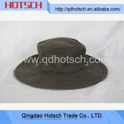 Hot china products wholesale cartoon free pattern children bucket hat