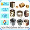 high speed and performance sintered bronze bushing/oilite bushing