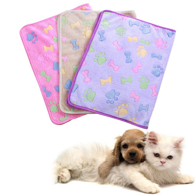 Breathable Dog Cat Rest Blanket Winter Foldable <strong>Pet</strong> Cushion Dog Cat Bed Coral Cashmere Soft Warm Sleep Mat Dream Bed for <strong>pet</strong>