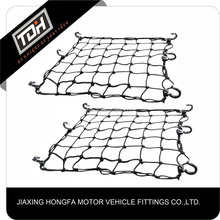 Custom motorcycle accessories cargo tank net for sale