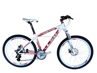 26 inch new MTB bicicletas mountain bicycle with full suspension 24speed bicicleta made in china