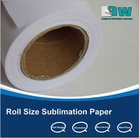 china supplier popular quality premium heat sublimation paper
