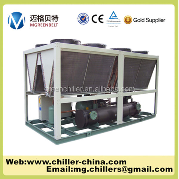 LED Display Panel Air Cooled Screw Chiller/Industrial Air Cooled Chiller/Air Cooled Chiller Brands