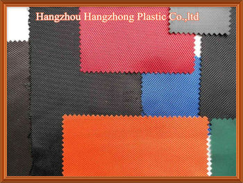 1680D PA/PU/ULY Coated Polyester Oxford Fabric For Bag