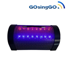 super bazooka bluetooth subwoofer speaker with hifi bass