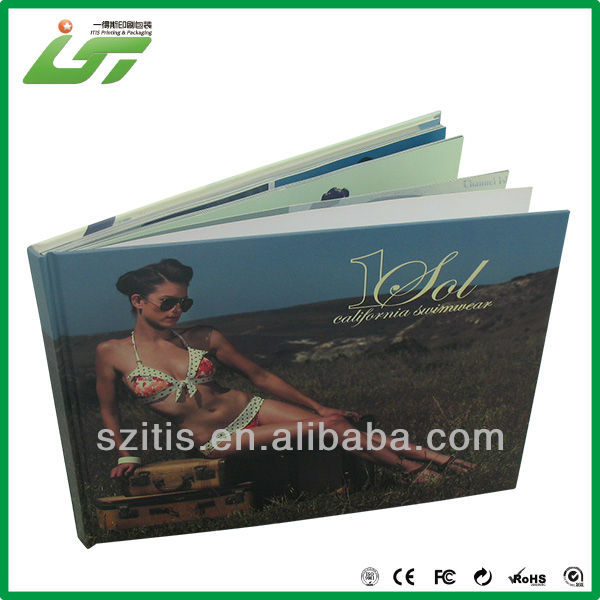 full color wedding photo album books for free sample