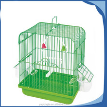 Water Fountain For Bird Cage, Metal Wire Small Animals Cages
