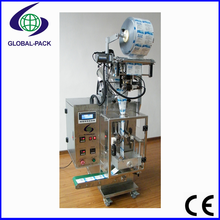 GPM-100T Automatic tablet granule sachet packing film pouch 3 sides 4 sides sealing packing machinery