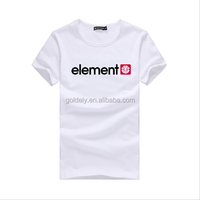 2014 summer fashion men famous brand clothing white t shirt
