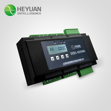 DZS900 Cost effective mutlicircuit three phase digital din rail energy monitor smart electric meter