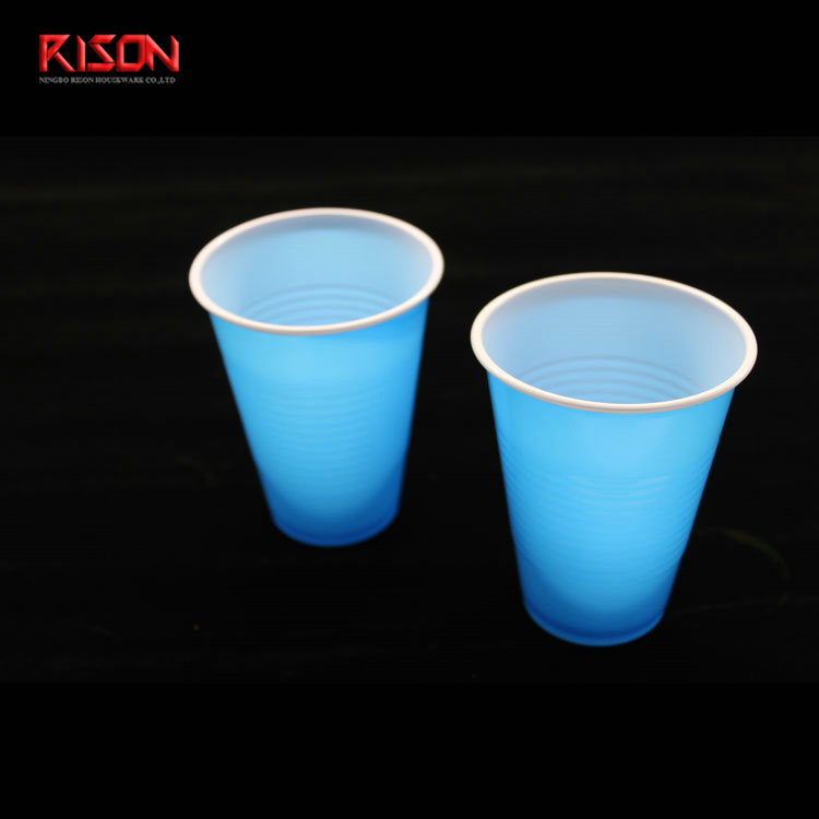12 oz plastic water drinking cup