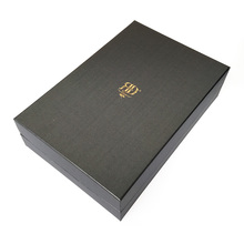 Special Paper Personalized Handmade Cardboard Wine Packing Box