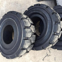 Export high quality tire price Forklift Rubber solid tire 600-9