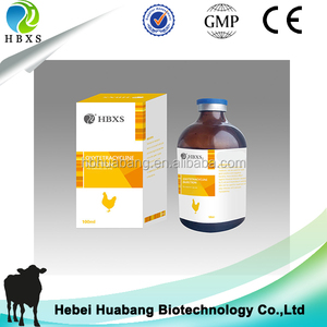 Horse Injection/antibiotic Medicine/5% Oxytetracycline Injection