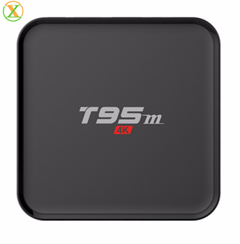 T95M PRO Android 5.1 TV Box Amlogic S905 quad Core 1GB 8GB 2GB/8GB 2.4G WiFi IPTV Europe Smart TV Box Media Player