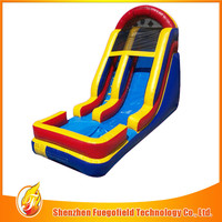 from manufacturer used fiberglass water slide for sale