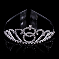 2017 Cheap Beauty Tiaras Crowns For Girls