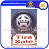 5m High Inflatable Tire Replica Balloon on sale S6023