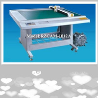 Cardboard Sample Making Or Cutting Machine