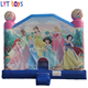 Colorful new design inflatable frozen jumping castle,inflatable bounce house