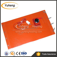 Custom Flexible Silicone Rubber Heater Low Voltage