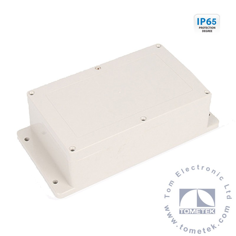 IP65 120*200*67mm plastic enclosure for power supply