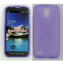 Candy color X-Type TPU Case Cover for SAMSUNG Galaxy S4 Active /i9295 P-SAMI9295TPU002