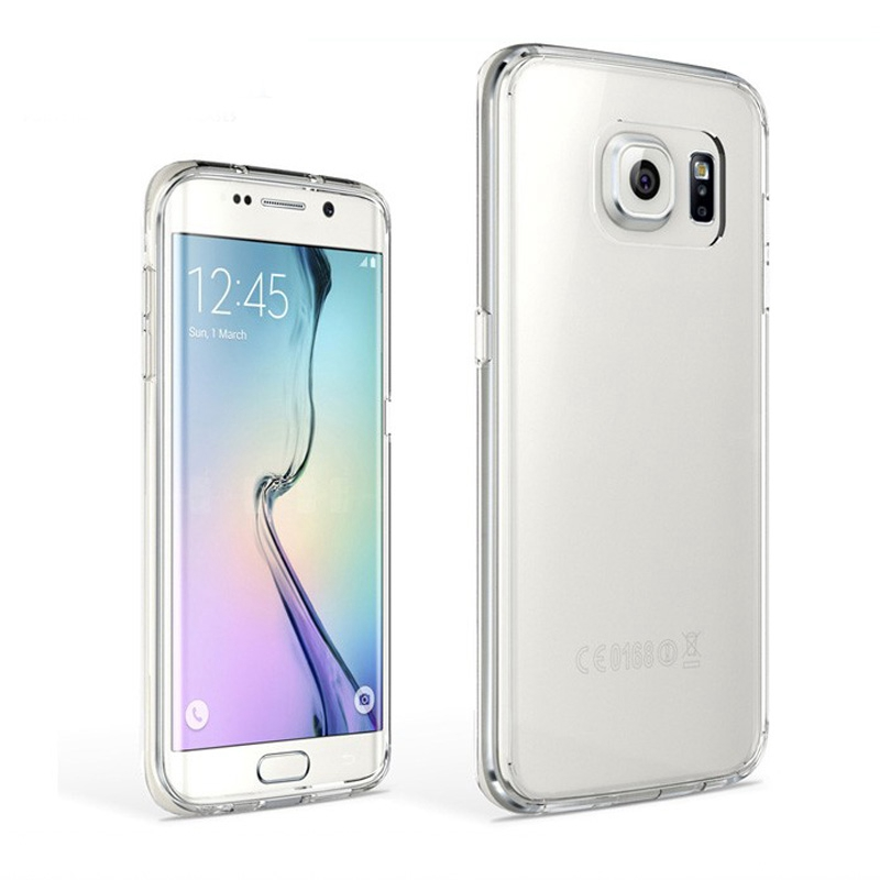 Clear Transparent Tpu Phone Case For Samsung Galaxy Core I8260 I8262 Waterproof