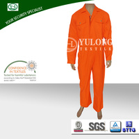 factory navy coverall uniform safety workwear