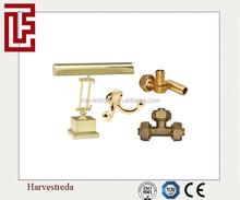 China made customized brass casting parts