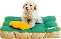 poly rattan dog bed