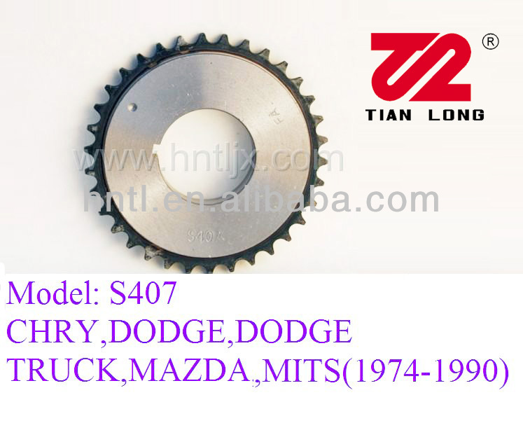 auto engine sprocket wheel, gear box sprocket